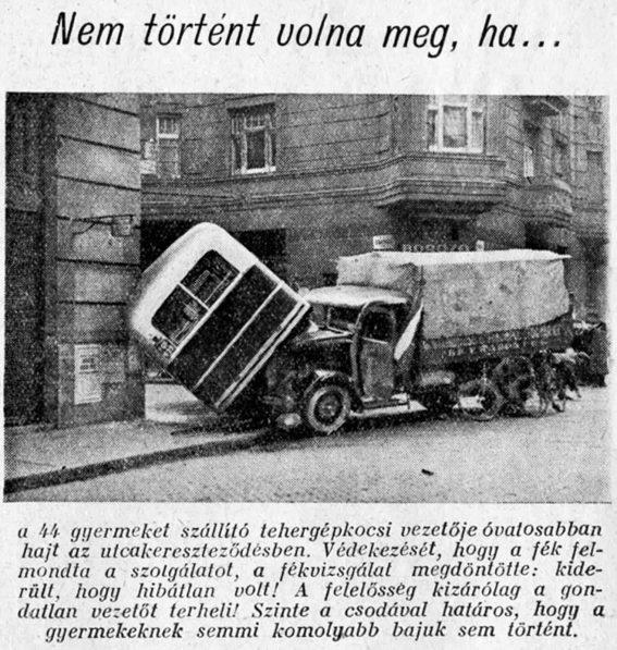 A GF 839 frsz.-ú Tr-3,5 típusú autóbuszról a honlapon szereplő fénykép párját megleltem az Autó c. újság 1949. április 15-i számában.