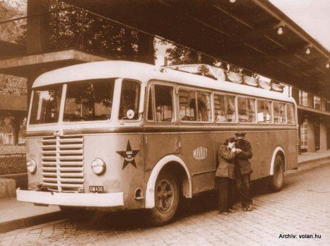 GM-430->GF-270''->GA 03-80A FAÜ állományába 1958.08.01-án került és 1963.04.29-én selejtezték.